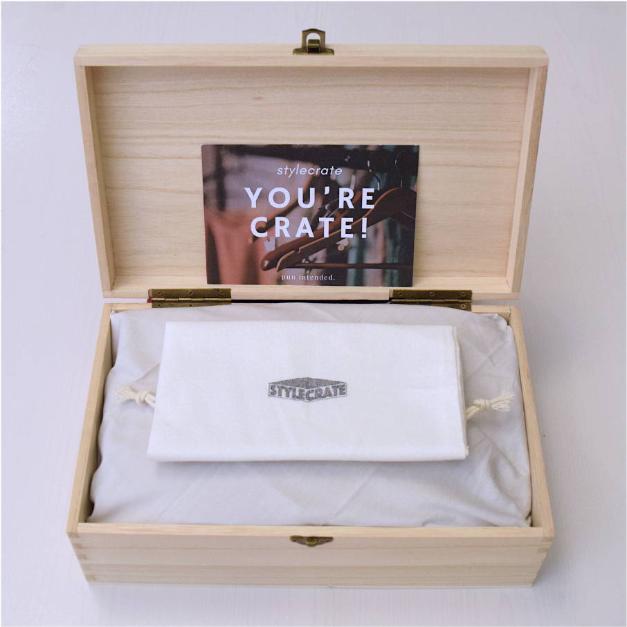 monthly clothes box